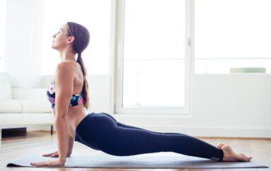 Yoga pour la colonne vertébrale