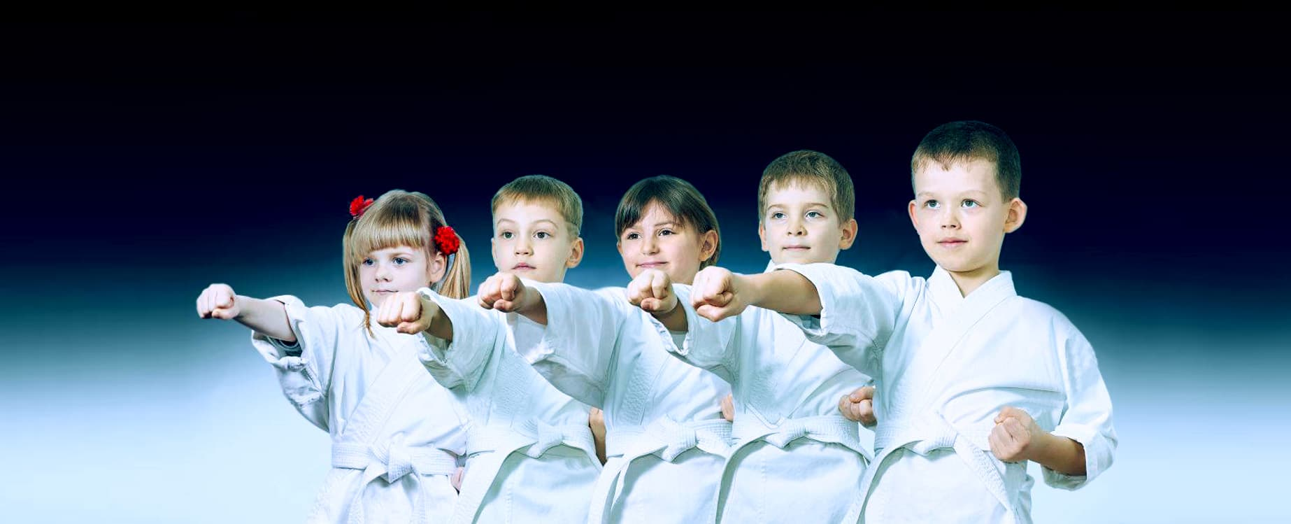 stage karate enfants Bruxelles